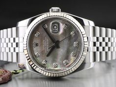 Orologi Rolex Datejust Ref 16234 - 16220 - 116234 Prezzo Prezzo, Rolex Datejust, Rolex Watches, Accessories, Jewelry Accessories