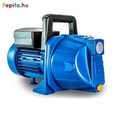 Elpumps által gyártott JPV900 Jet rendszerű szivattyúk tiszta víz, vagy hozzá hasonló tulajdonságokkal rendelkező, nem agresszív és nem éghető folyadékok szállítására alkalmasak. Kiválóan használhatók háztartások ivóvízszükségleteinek és egyéb használati vizének pl. öntözés, locsolás biztosítására.    Előnyei:  A szivattyú konstrukciójából adódóan önfelszívó, csak a szivattyút kell felönteni.  A levegőt automatikusan kitermeli magából, így a szivattyú működése nem áll le.  Az axiál tömítésen… Irrigation, Private Jet, Outdoor Power Equipment, Vacuums, Modern, Ideas, Products, Gardens