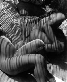 Imogen Cunningham - Two Girls in Shadows, 1944