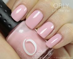 One of my fav colors! Orly, I Love Nails 2013, Lift The Veil