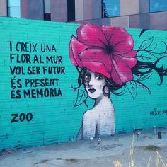 #barcelona #barcelonagraffiti #barcelonastreetart #bcn #streetartbcn #streetarteverywhere #streetartbarcelona #streetartbarcelona #streetartbcn #streetart #poblenou #muralismo #mural #pintura #colores #art #graffiti #murslliures by murslliures
