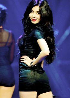 #Hyuna #4MINUTE #live