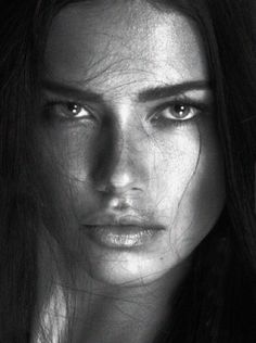 Adriana Lima by Mert  Marcus for Versace Fall 2014 _