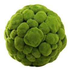 Green Clump Moss ball