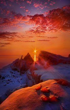 WInder Peaks by Phil Koch