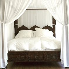 bohemian bedroom canopy - Google Search