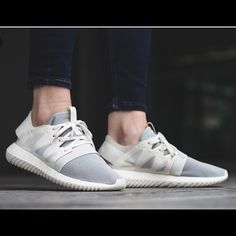 huge selection of ef604 5290b adidas Shoes   Adidas Originals Tubular Viral Womens Shoes S75914   Color   Cream Gray   Size  9.5