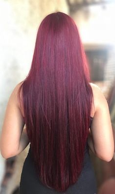 Red Highlights, Hair Inspo, Hair Color, Hairstyles, Long Hair Styles, Beauty, Haircuts, Haircolor, Hairdos