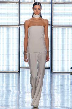 Cushnie et Ochs Fall 2015 Ready-to-Wear Fashion Show - Anja Leuenberger