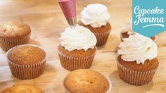 How to Make Perfect Swiss Meringue Buttercream | Cupcake Jemma