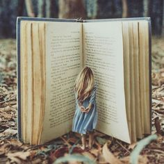 The wonderful thing about art, books, writing - I think - is that it seems to give ourselves permission to stand back from our lives, to… Fantasy Photography, Girl Photography Poses, Creative Photography, Book Background, Book Wallpaper, Reading Art, Book Aesthetic, Book Images, Belle Photo