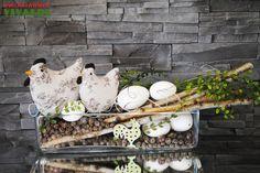 jak udekorować dom na wielkanoc? wielkanocne dekoracje, wielkanoc 2015, kwiaciarnia poznań, ozdoby wielkanocne poznań
