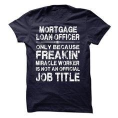 I'm A Loan Officer - I Solve Problems T-Shirt | Loan Officer T-Shirts & Hoodies, Loan Officer T ...