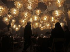 a gorgeous ecoResin light art installation by 3form.