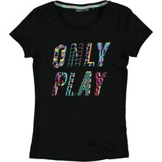 Only Play t-shirt stampa multicolor. Disponibile in 2 varianti colore - € 16,95 | Nico.it - #nicoit #moda #fashion #ss15 #springsummer #spring #summer #fashionista #love #bestoftheday #me #outfit #lookoftheday #picoftheday #newcollection #newarrivals #onlyplay