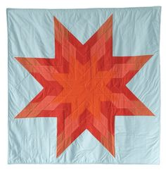 Red Star Free Pattern: Robert Kaufman Fabric Company