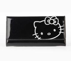 Hello Kitty Long Wallet: Chic Travel