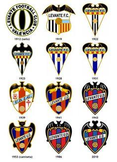 Levante de Valencia...serie histórica