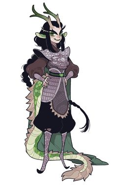 This seemslike some odd cross between a Tiefling and a Fey-type creature. Fantasy Character Design, Character Design Inspiration, Character Concept, Character Art, Concept Art, Cute Characters, Fantasy Characters, Pretty Art, Cute Art
