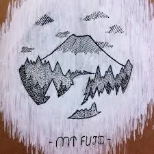 Image result for mount fuji tattoo
