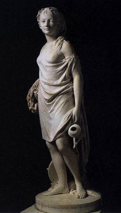 Jean Antoine Houdon   Summer - 1785