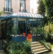 Extension Veranda, St Cloud, Greenhouse Plans, Conservatory, Sunroom, Facade, Clouds, Patio, Interior
