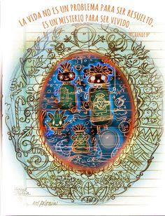 zerda, zerda hector, rey arlequin, ilustracion, ilustrador, lowbrow, surrealismo pop, arte, artista, arte digital, humor, humor grafico, historieta #aforismos #refranes #máximas #citas #frases #reyarlequin #hectorzerda #ElNiñoQueTodosLLevamosDentro #doodlearts #coloringbook #Prejuicios #mandalas #doodle