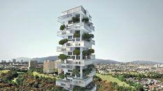 Torre Cuajimalpa - Helicoid Gardens   Kristjan Donaldson + Meir Lobaton - Arch2O.com