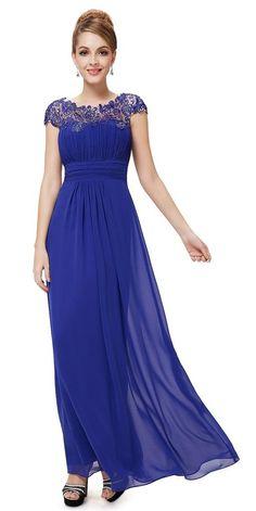 136 best Cobalt Sapphire Blue Bridesmaid Dresses images on Pinterest ...