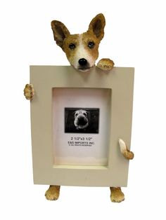 Basenji Picture Frame Holds Your Favorite by Inch Photo, Hand Painted Realistic Looking Basenji Stands 6 Inches Tall Holding Beautifully Crafted Frame, Unique and Special Basenji Gifts for Basenji Owners -- Check out the image by visiting the link. Dog Picture Frames, Unique Picture Frames, Gifts For Pet Lovers, Pet Gifts, Dog Lovers, Dog Memorial Stone, Cat Memorial, Cold Weather Dogs, Dog Store