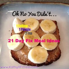 21 Day Fix Recipes. Visit STRIVE 365 for more tips and ideas to stay fit. - 21 Day Fix Recipes - 21 Day Fix Menu, 21 Day Fix Challenge, 21 Day Fix Snacks, 21 Day Fix Meal Plan, 21 Day Fix Recipies, 21 Day Fix Breakfast, Beachbody 21 Day Fix, 21 Fix, 21 Day Fix Diet