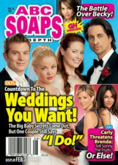 OLTL Brody and Jessica and John and Natalie almost wed