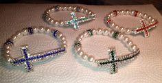 Cross bracelets $15
