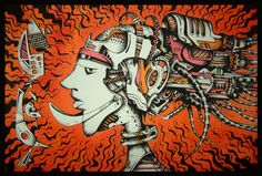 Fernando Hereñú(Pulpo)... | Kai Fine Art