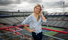eugenie bouchard wallpapers hd - Google Search