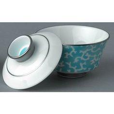 Raynaud Cristobal Turquoise Chinese Tea Salt