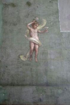 Gli affreschi ritrovati di Palazzo dei Normanni