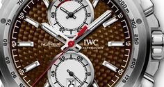 Ingenieur Chronograph Silberpfeil  For more information on the IWC line of timepieces, please be sure to visit www.cdpeacock.com.