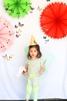 Bug-themed 3rd Birthday Party - Hither and Thither
