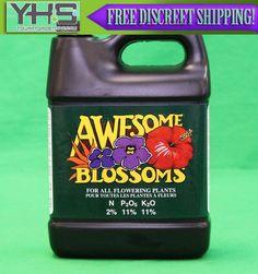TECHNAFLORA AWESOME BLOSSOMS 1L QUART HYDROPONICS BLOOM NUTRIENT BOOSTER - http://ift.tt/2dVvTK4 - #hydroponics #foodinnovation