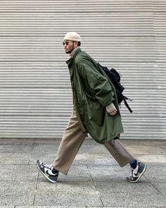 Workwear Fashion, Streetwear Fashion, Mens Fashion, Fashion Outfits, Fashion Blogs, Girl Fashion, Fashion Trends, Japanese Street Fashion, Mom Outfits