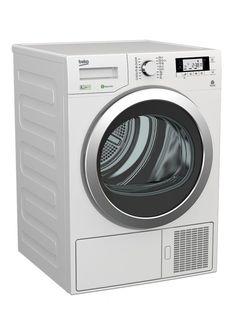 Sušenie prádla na vešiaku je prežitok... To dokazuje aj sušička Beko DPY 8506 GXB1 v teste.