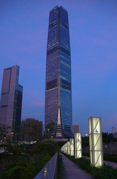 International Commerce Centre (ICC), Hong Kong - Kohn Pedersen Fox Associates (2010)