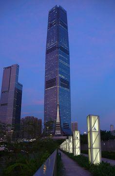 International Commerce Centre (ICC), Hong Kong - Kohn Pedersen Fox Associates (2010)
