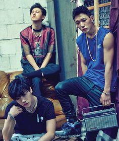 iKON Jinhwan B.I Bobby