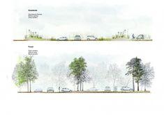New North Zealand Hospital, Hillerød | Vogt Landschaftsarchitekten