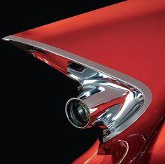 1961 Chrysler 300 (Photography by Duffey Petrosky)