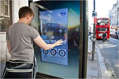 Volvo Gets Personal Using Interactive Digital Signage Advertising Campaign