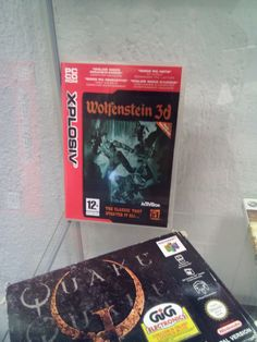 Vetrina. Wolfenstein 3d (PC), Quake per Nintendo 64