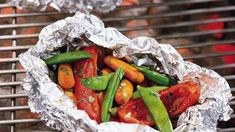 best recipes from aluminum foil packets for the camping season and grilling . - Foil Pack Recipes best recipes from aluminum foil packets for the camping season and grilling . - Foil Pack Recipes - Grilled Vegetables in Foil Packets Foil Packet Dinners, Foil Pack Meals, Foil Packets, Foil Dinners, Grilling Recipes, Cooking Recipes, Veggie Recipes, Easy Recipes, Grill Meals